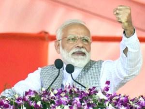 Read more about the article मोदी ने कहा ना खत्म होगी MSP और ना मंडियां, किसान विरोध को बताया झूठ का पुलिंदा