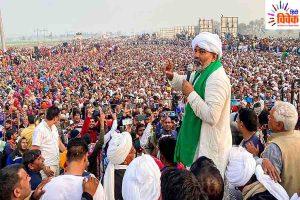 Read more about the article किसान-आंदोलन की आड़ में राष्ट्र की एकता, अखंडता, संप्रभुता से खिलवाड़