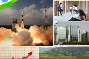 Read more about the article विरासत के आधार पर स्वतंत्र भारत का विकास
