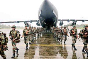 Read more about the article हर चुनौती से निपटने के लिए तैयार है भारतीय सेना