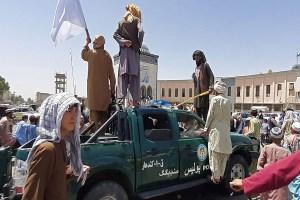 Read more about the article दुनिया के लिए अतंकवादी खतरा तालिबान