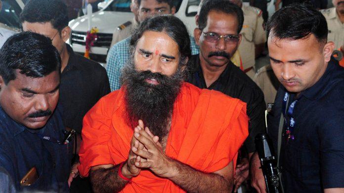 कोरोना की दवा बनाने का दावा करने वाले योग गुरु बाबा रामदेव पर जयपुर में केस दर्ज