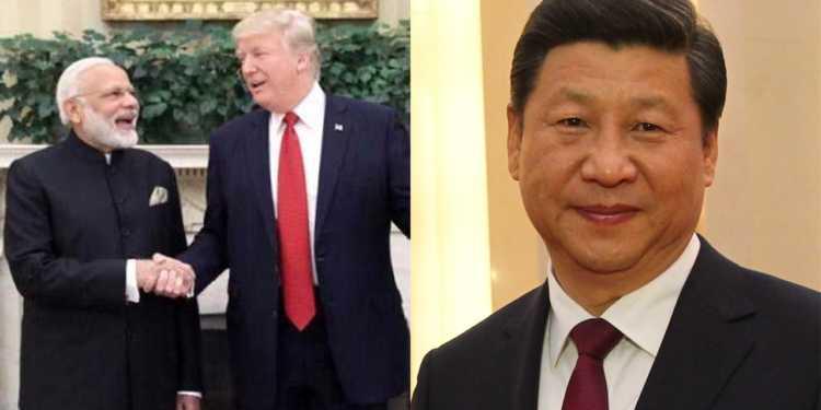 चीन की खैर नहीं: भारत को मिला अमेरिका का साथ, चीन को बताया धूर्त