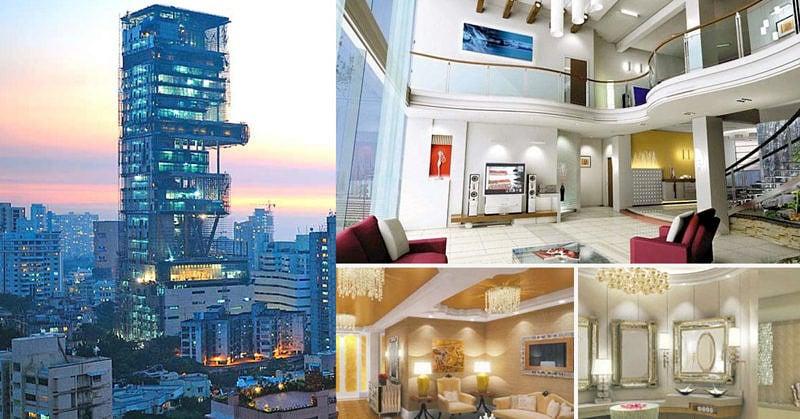 ये हैं दुनिया के 10 सबसे महंगे घर, नंबर 2 पर है इस भारतीय का 27 मंजिला घर