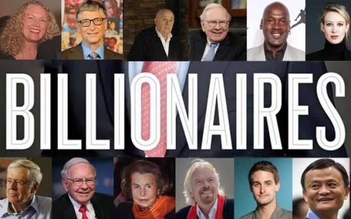 ये हैं दुनिया के 10 सबसे अमीर लोग, लिस्ट में सिर्फ 1 भारतीय को मिली है जगह