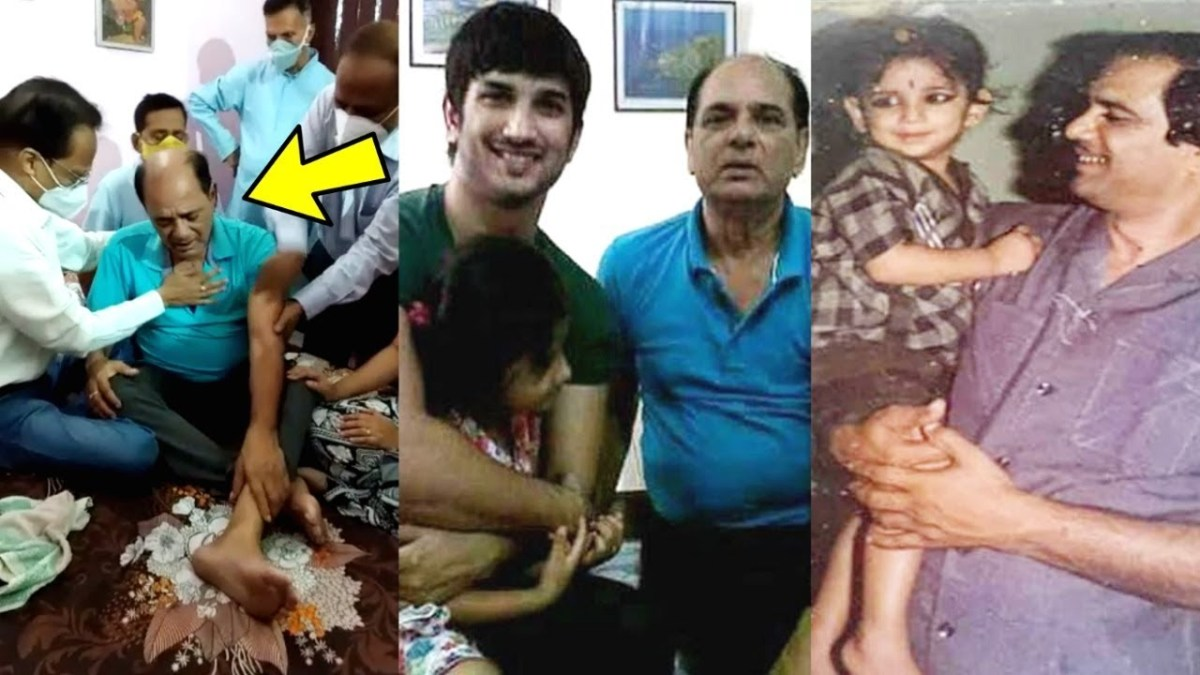 दिवंगत इकलौते बेटे सुशांत सिंह राजपूत के निधन पर पिता कृष्ण कुमार ने कहा- &Quot;वर्षो की मन्नत के बाद मिला था&Quot;