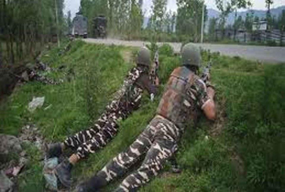 मणिपुर में सेना पर कायराना हमला, तीन जवान शहीद, 6 घायल