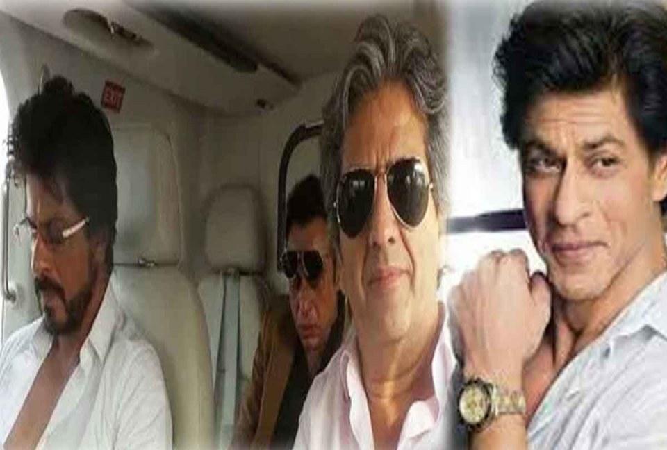 Isi एजेंट्स के साथ शाहरुख और गौरी खान की तस्वीरें सोशल मीडिया पर वायरल, भाजपा नेता ने लगाया एक्टर पर ये बड़ा आरोप
