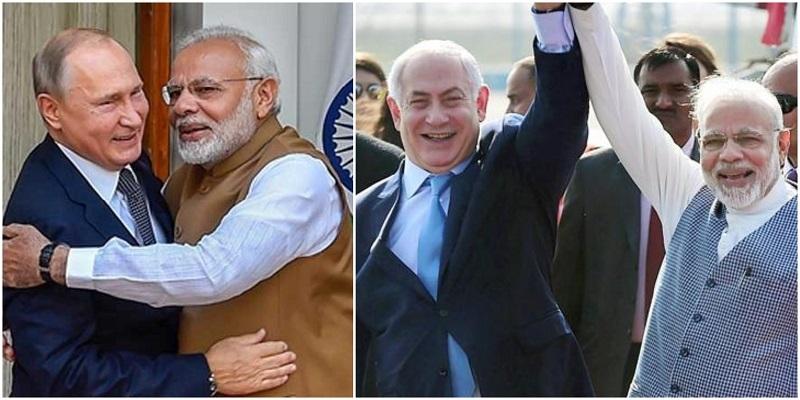 चीन को हराने में रूस और इजरायल देंगे भारत का साथ, इंडिया भेजे सबसे खतरनाक हथियार