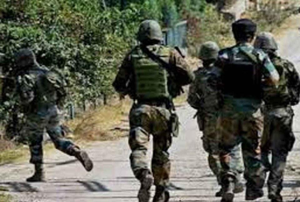 Loc पर घुसपैठ की कोशिस नाकाम, भारतीय सेना ने मार गिराया 2 आतंकी