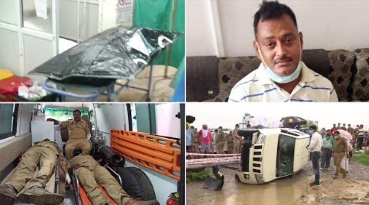 कानपुर एनकाउंटर: पोस्टमार्टम के बाद माता-पिता ने शव लेने से किया इंकार, घंटो लावारिश पड़ा रहा मृत शरीर