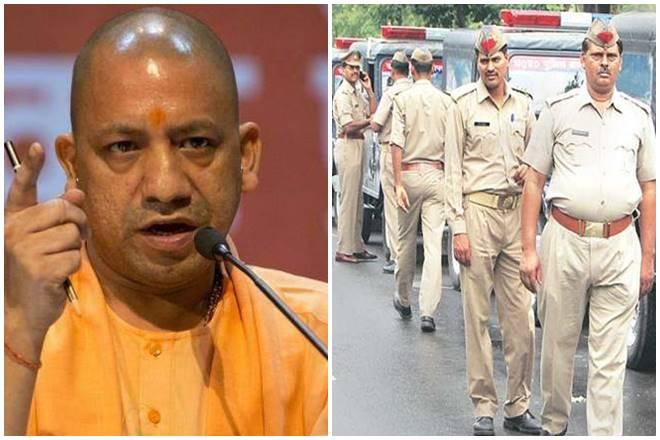 क्राइम कंट्रोल न होने पर मुख्यमंत्री योगी आदित्यनाथ नाराज, कानपुर के दो पुलिस अफसर नपे