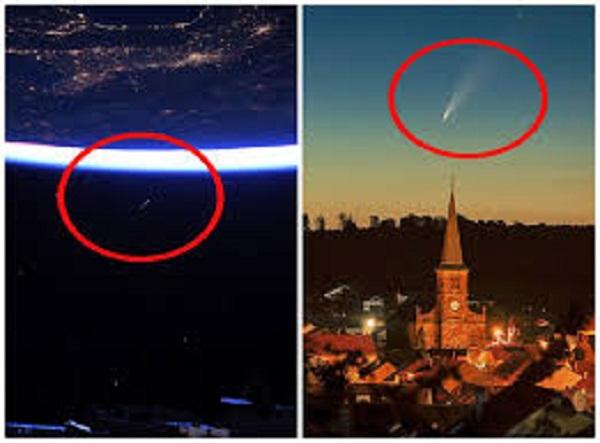 अंतरिक्ष से आया ये खूबसूरत मेहमान आज से 20 दिन तक देख सकते हैं आप, 6000 में दिखता है एक बार