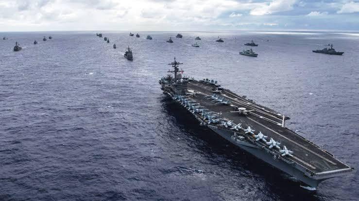 दक्षिण-चीन सागर को परमाणु हथियार लेकर अमेरिका ने घेरा, फिर उड़ा ड्रैगन की गीदड़ भभकी का मजाक