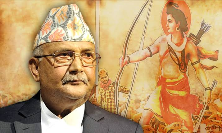 अयोध्या पर विवाद खड़ा करने वाले ओली पर भड़के इकबाल अंसारी, हनुमान जी गुस्सा हो गये तो गदा से कर देंगे नेपाल को ध्वस्त