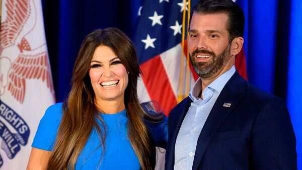 कोरोनावायरस से संक्रमित हुई डॉनल्ड ट्रंप के बड़े बेटे की गर्लफ्रेंड, राष्ट्रपति के लिए कर रहे थे ये काम