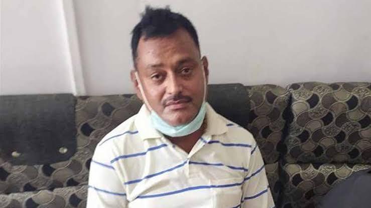 फिल्मी एनकाउंटर में मारा गया 5 लाख इनामी बदमाश विकास दुबे, यूपी एसटीएफ ला रही थी उज्जैन से कानपुर