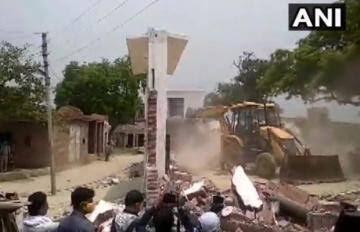 कानपुर पुलिस ने किस आधार पर गिरा दिया विकास दुबे का घर, क्या कहती है कानूनी किताबें