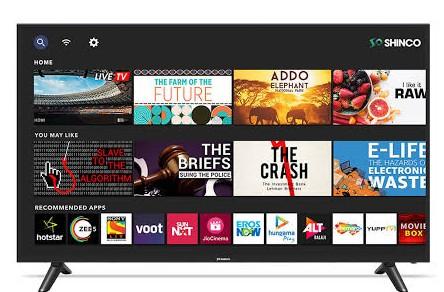 चीनी कम्पनियों को टक्कर देने के लिए भारतीय कम्पनी ने लांच किया बजट में ये 4K टीवी, जाने कीमत और फीचर्स