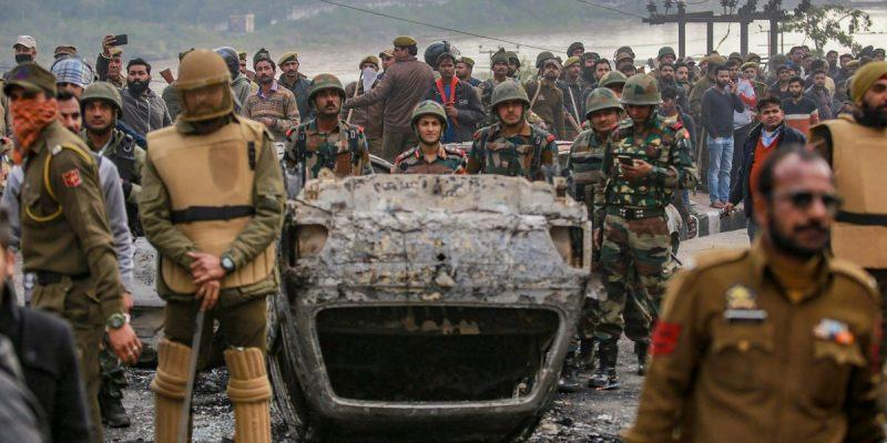 पुलवामा में फिर हुआ आतंकी हमला, 4 दिन में दूसरी बार भारतीय जवानों को बनाया गया निशाना, 1 जख्मी