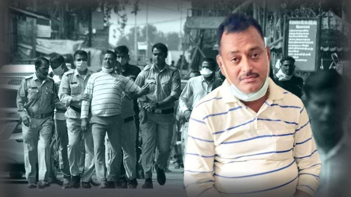कानपुर एंकाउंटर मामले की जांच को एसआइटी गठित, विकास दुबे का साथ देने वालों की खैर नहीं