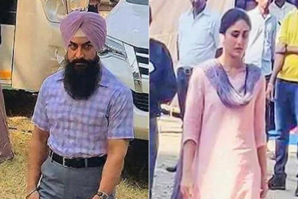 आमिर-करीना ने शुरू की 'लाल सिंह चड्ढा' की शूटिंग, फाइनल हुआ रिलीज डेट