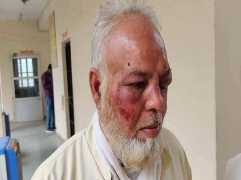 'जय श्री राम' और 'मोदी जिंदाबाद' का नारा नहीं लगाया तो ऑटो चालक को पीटा