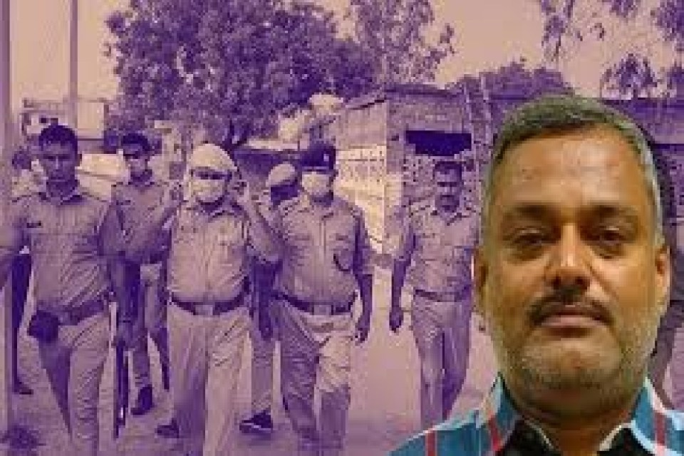 विकास दुबे: बिकरू कांड में बड़ा खुलासा, पुलिस ने जबरन कराया था समझौता, Co ने वारदात पर था डाला पर्दा
