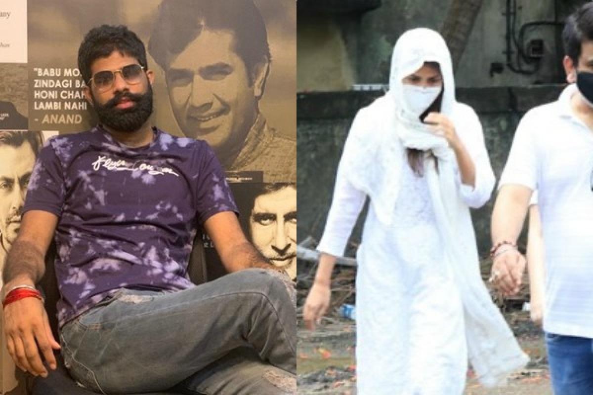 सुरजीत सिंह, रिया को लेकर गये थे मुर्दा घर, एक्ट्रेस ने सुशांत के सीने पर हाथ रखकर कहा था कुछ ऐसा