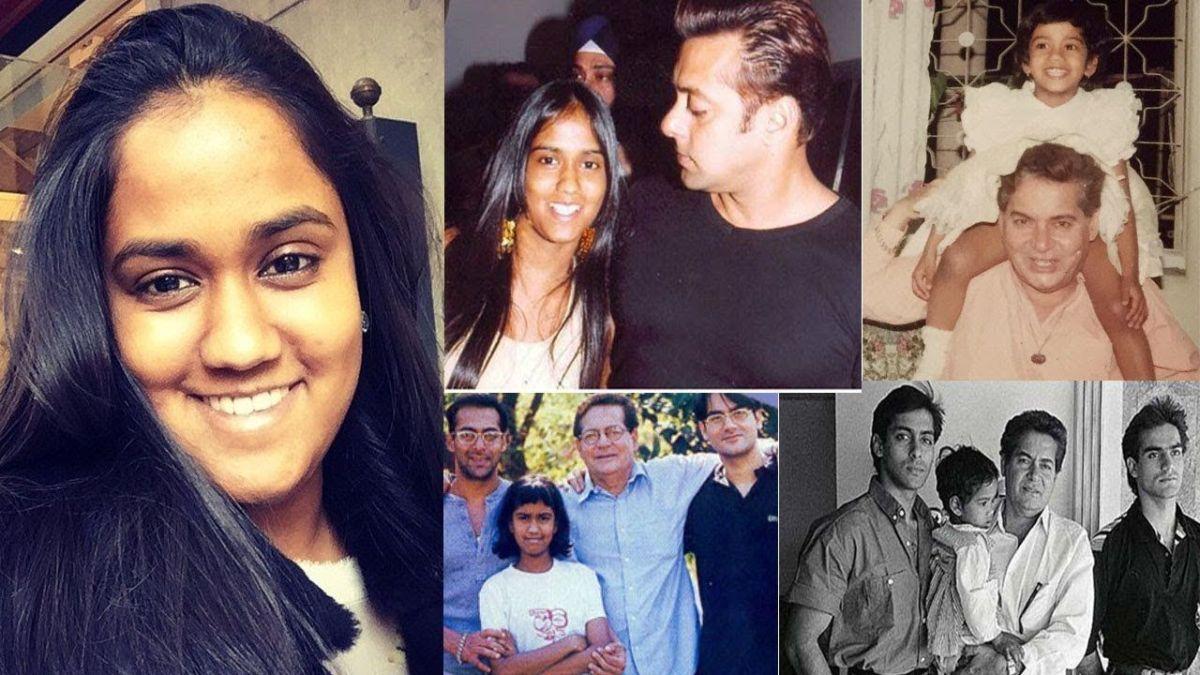 अर्पिता को सलमान खान के परिवार ने क्यों लिया था गोद, जानकर होगी हैरानी