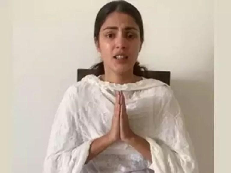 कौन कर सकता है सुशांत की हत्या? रिया ने दिया ये जवाब