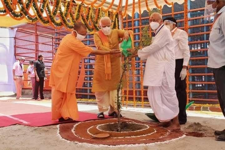 राम मंदिर भूमि पुजन पर शिवसेना ने कसा तंज- भगवान राम के आशीर्वाद से खत्म हो जाएगा कोरोना संकट