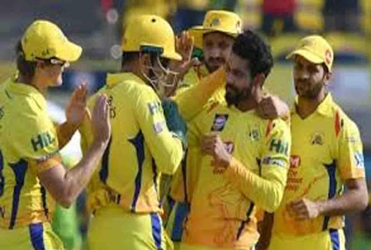 चेन्नई सुपर किंग्स के 10 सदस्य हुए कोरोना संक्रमित, 1 भारतीय खिलाड़ी है शामिल