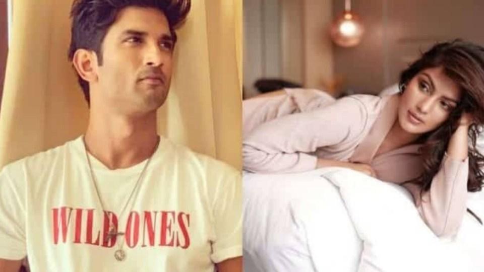 रिया चक्रवर्ती ने उड़ाया सुशांत सिंह राजपूत का मजाक, थ्रोबैक वीडियो वायरल