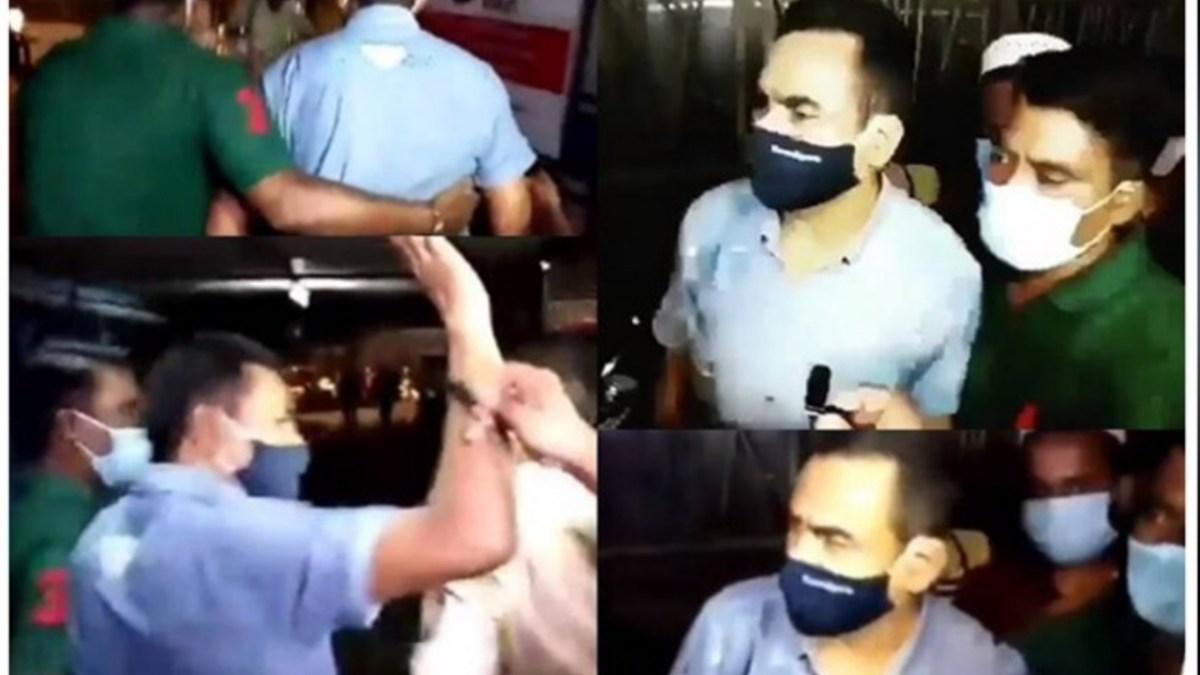 सुशांत सिंह राजपूत के मामले में जांच करने गई बिहार पुलिस के साथ मुंबई पुलिस की बदसलूकी