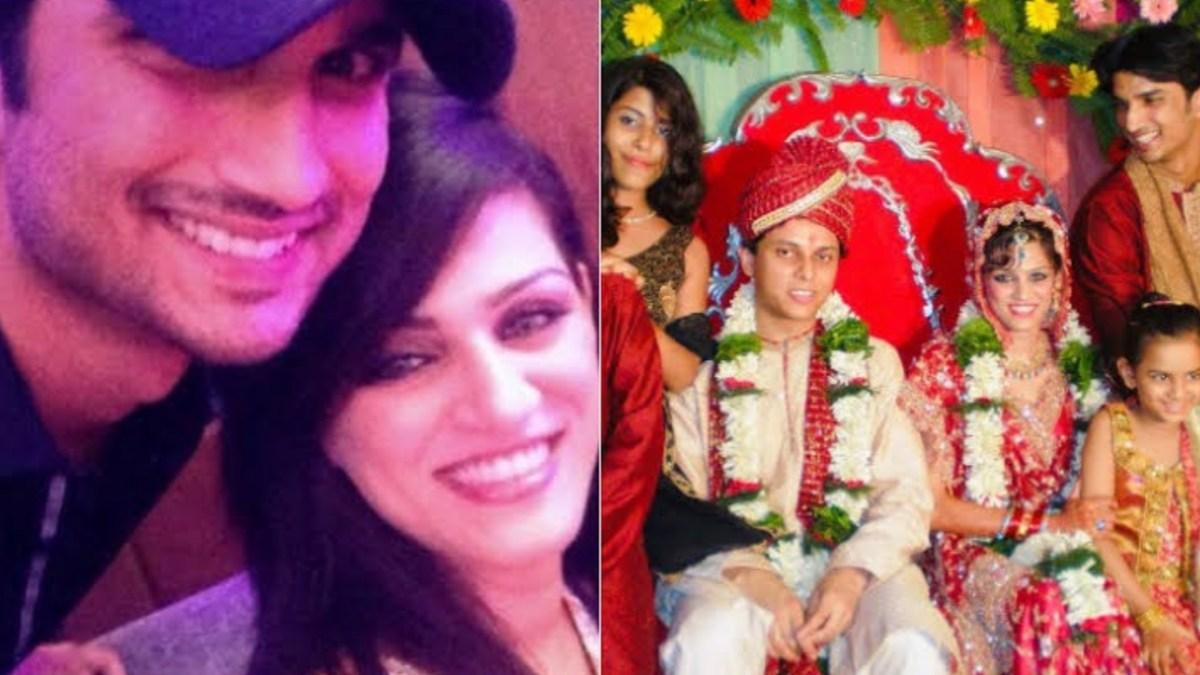 सुशांत की बहन ने आँखों में आंसू भर जोड़े हाथ, कहा- सच जानने का है हक