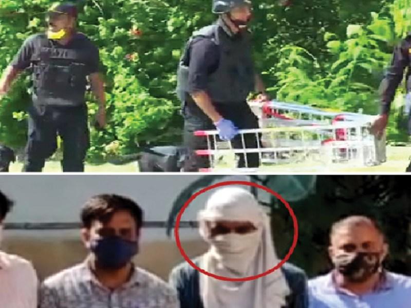 सावधान: दिल्ली में Is का एक आतंकी मुठभेड़ के बाद गिरफ्तार, दूसरा फरार