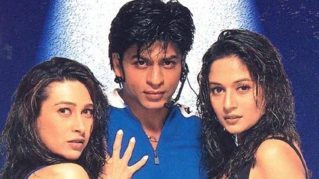 माधुरी दीक्षित के साथ यह फिल्म नही करना चाहती थी कोई एक्ट्रेस, करिश्मा ने दिया था जोरदार टक्कर