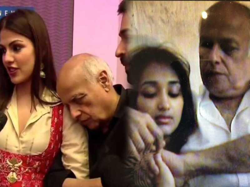 दिवंगत अभिनेत्री जिया खान के साथ महेश भट्ट का वीडियो वायरल, एक्ट्रेस के साथ कर रहे थे ऐसी हरकत