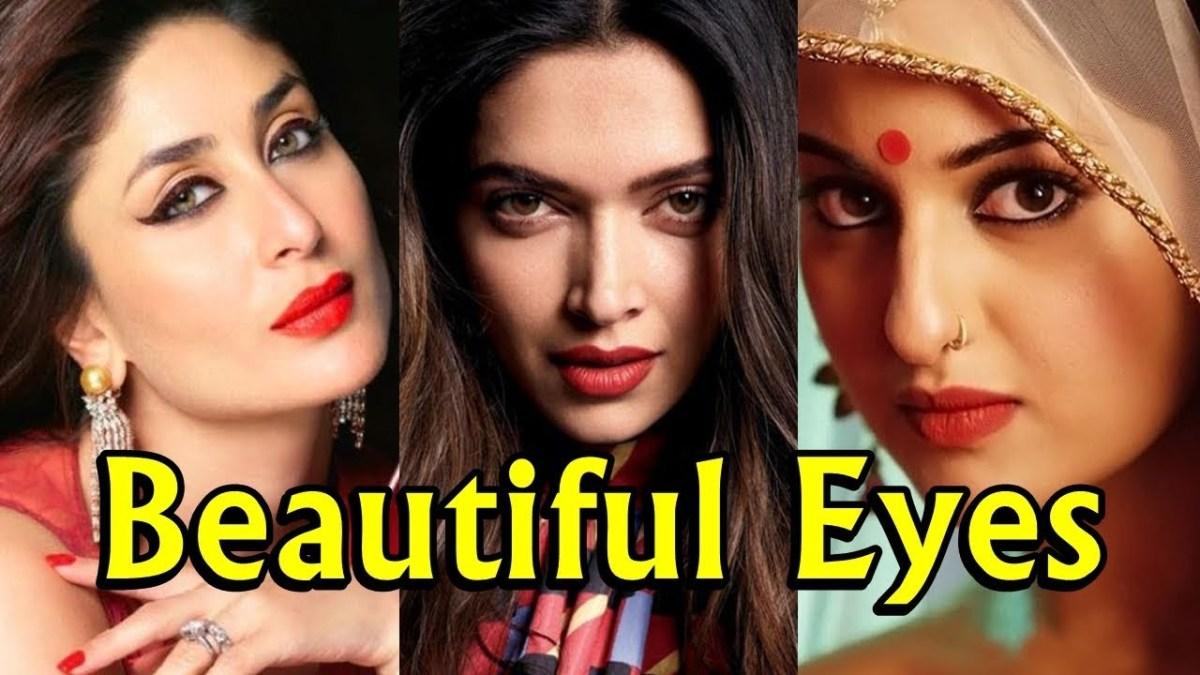 बॉलीवुड की इन 5 अभिनेत्रियों के आँखों की दुनिया है दीवानी