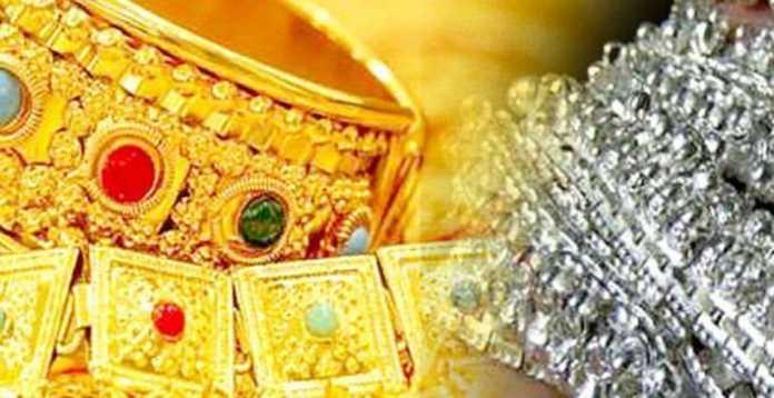 Gold Price : सोने और चांदी के भाव में आया बड़ा बदलाव, जाने आज का दाम