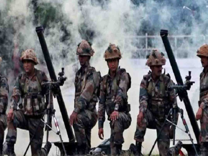 चीन के 500 सैनिकों को खदेड़ कर 4 किलोमीटर अंदर घुसी इंडियन आर्मी
