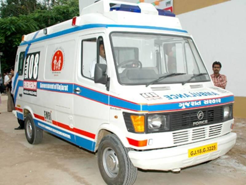 शर्मनाक : एम्बुलेंस ड्राईवर ने कोरोना संक्रमित महिला को अस्पताल ले जाते समय किया रेप