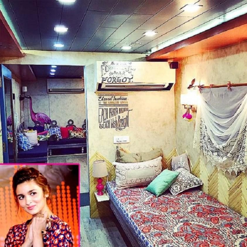 इन बॉलीवुड Stars के पास है सबसे महंगी और खूबसूरत वैनिटी वैन, शाहरुख वाले की कीमत जानकर होगी हैरानी
