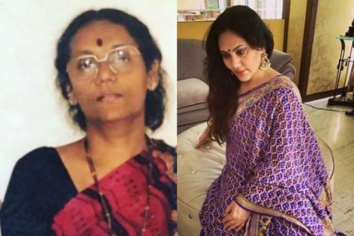 रामायण की 'सीता' दीपिका चिखलिया की मां का निधन, शेयर किया भावुक पोस्ट
