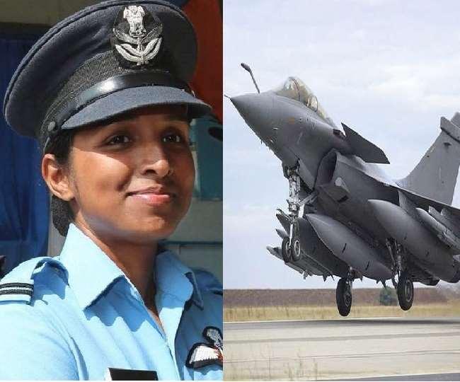 Up की शिवांगी सिंह बनने वाली हैं विमान राफेल की पहली महिला पायलट