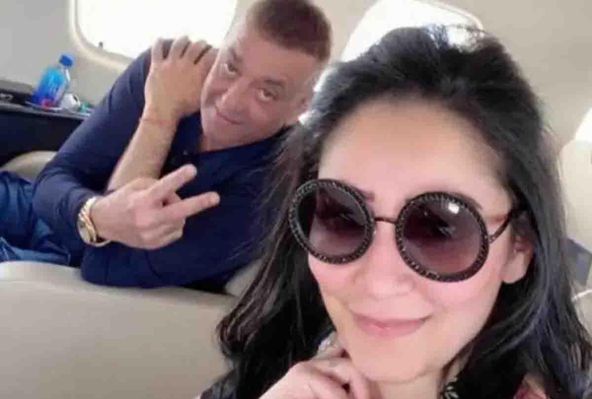 पत्नी के साथ चार्टर्ड प्लेन से दुबई गए संजय दत्त, वजह जान चौंक जाएंगे