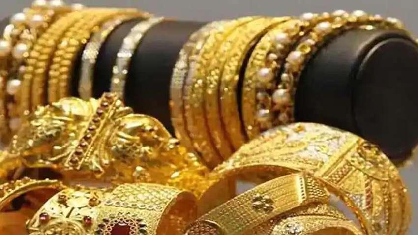Gold Price : सोने के कीमत में दूसरे दिन आई तेजी, जानिए अब 10 ग्राम का भाव