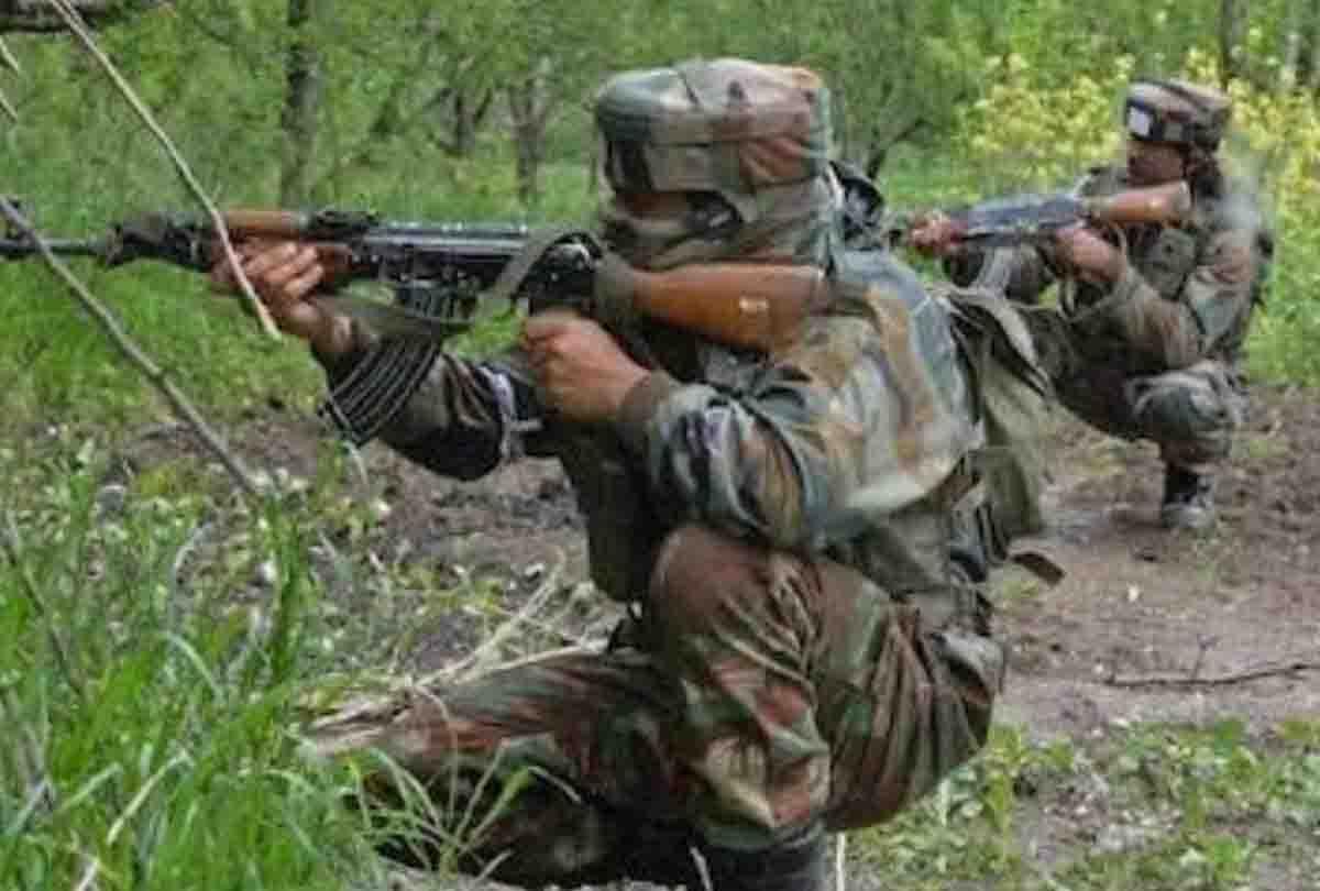 पाकिस्तान ने फिर किया सीजफायर का उल्लंघन, 1 जवान शहीद, 2 घायल