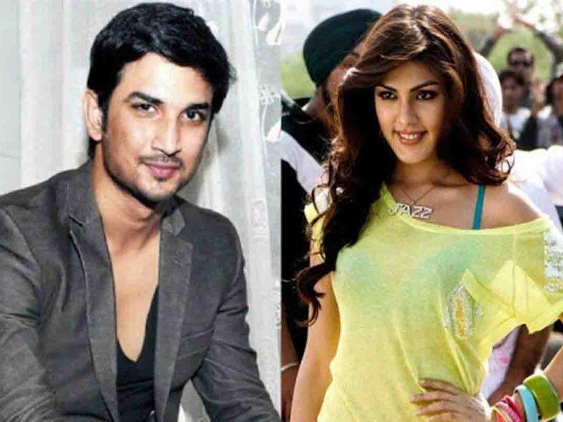 सुशांत की गर्लफ्रेंड रिया पर बनेगी बॉयोपिक, बड़े पर्दे पर दिखेगा बॉलीवुड का सच